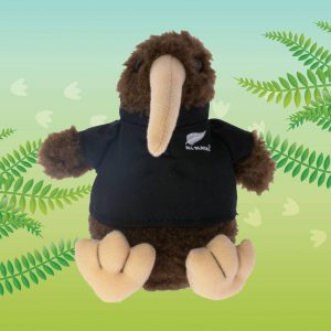 Pee Wee The Kiwi All Blacks Plush