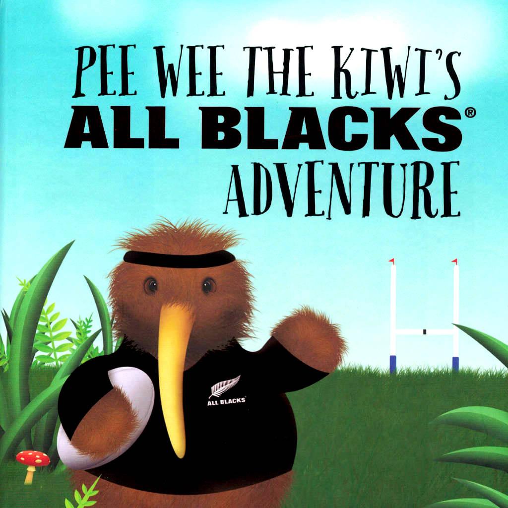 Pee Wee The Kiwi's All Blacks Adventure