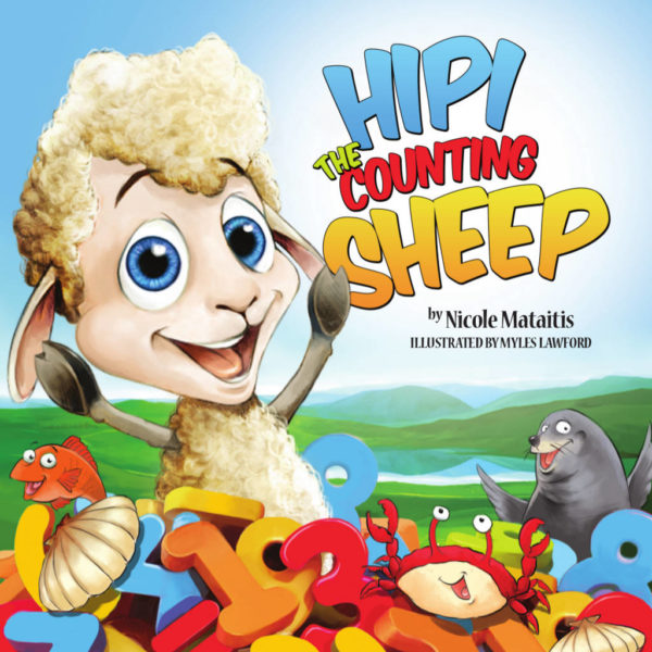Hipi The Counting Sheep